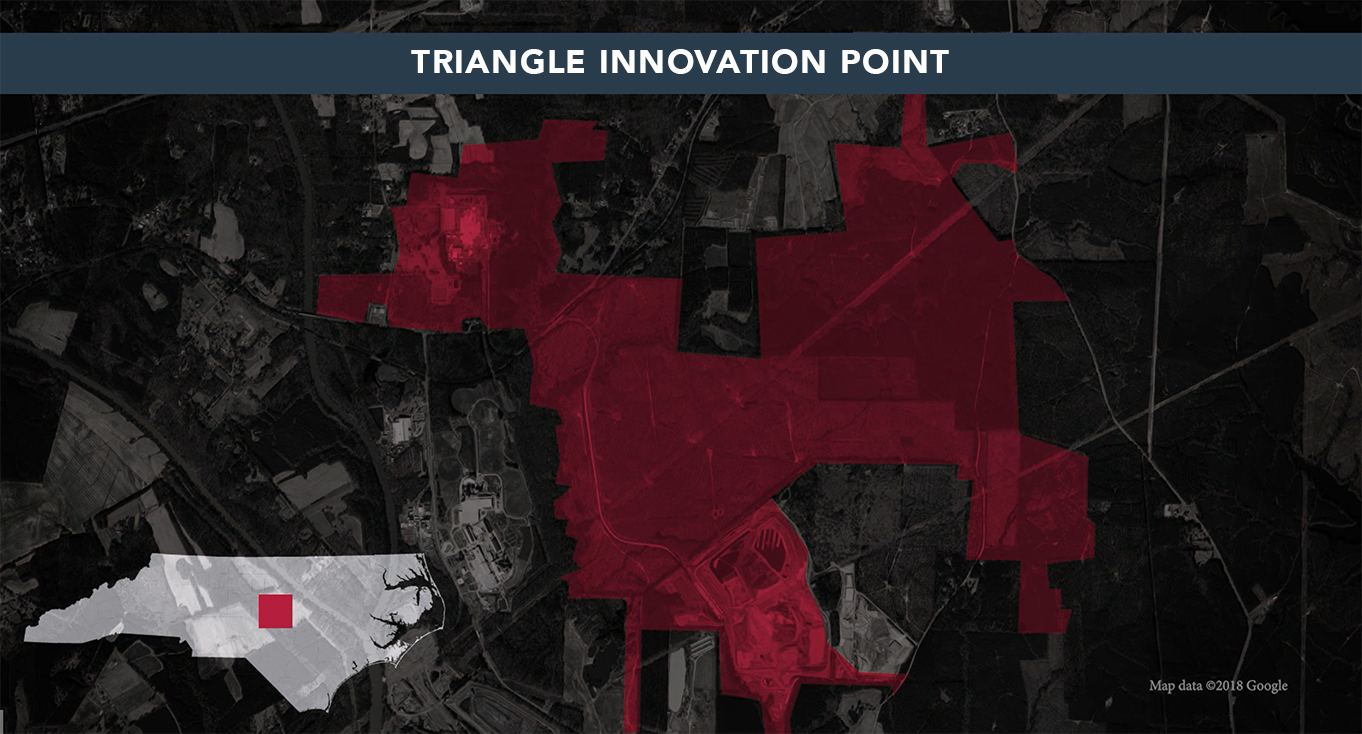 Triangle Innovation Point