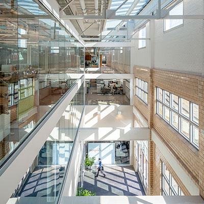 Innovation Quarter interior
