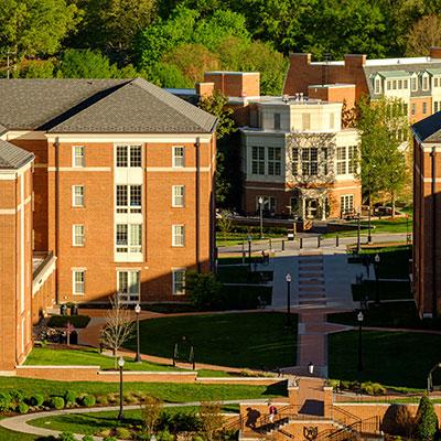 Wake Forest University campus